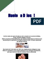 hueleaDios 1