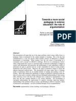 Towards a more social pedagogy in sciense education.pdf