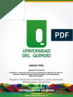 UNIDAD 3 - LECTURA 3 - Ley Que Reglamenta Los Derechos de Autor