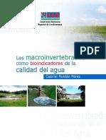 Los Macroinvertebrados