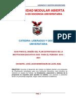 2017 - Guia Practica No. 1 Diagnostico de La Institucion Educativa