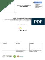 1. MA-OyM-001 Manual de Operación y Mantenimiento v 1 (Internaa)_plantil...