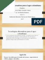 diapositivas tecnologias