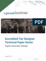Uptime Tier Designer Document
