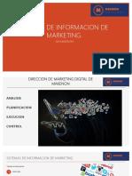 Sistema de Informacion de Marketing