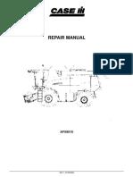 Case AFX-8010 Harvester Service Manual