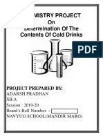 Components of Cold Drinks-converted