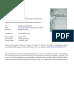 El Modelo Hidrologico_el Desarrollo y La Evaluacion
