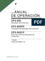 Mixer Dsf800 Cas