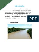 Ecosistemas de Agua Dulce en Colombia