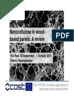 nanocellulose in wood