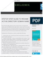 Step-by-Step guide to rename Active Directory Domain Name.pdf