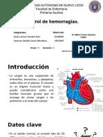 Control de Hemorragias