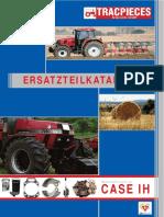 Case Traktor Ersatzteilkatalog