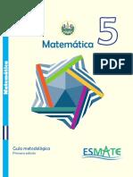 Matemática 5° Grado
