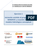 EJERCICIOS DE HIDROLOGIA