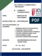 Comercio Internacional 08-06-2019
