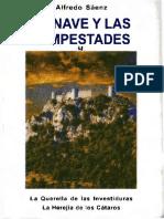 Saenz Alfredo. La Nave y las tempestades. Tomo IV. La Querella de las investiduras- Los cátaros.pdf