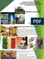 Gastronomía de la Región Andina Venezolana