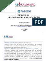 Modulo 1 Generalidades Sobre Calderas y Caracteristicas Constructivas