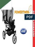Jane Powertwin Pro Stroller