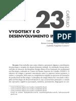 VIGOTSKY E O DESENVOLVIMENTO INFANTIL