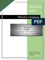 libro metodos numericos