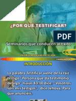 Testificar.pps