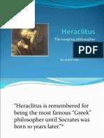 Introduction to Heraclitus