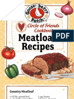 25 Meatloaf Recipes by Gooseberry Patch