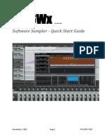 Tx16Wx Quick Start Guide