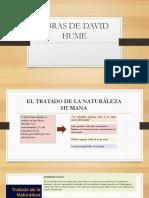 5 Obras de David Hume