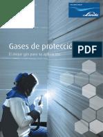 Gases de Protección Para La Soldadura