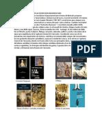 Autores y Obras Del Neoclacicismo Hispanoamericano