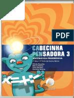 Cabecinha Pensadora - 3º Ano