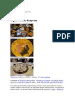 Gastronomía de Argentina