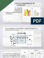 DETERMINACIÓN DE LA PERMEABILIDAD EN LOS ENVASES.pptx