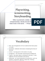 play writing