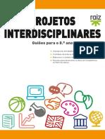 Guioes Interdisciplinares 8ano Projecao
