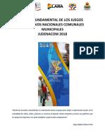 carta fundamental de judenacon