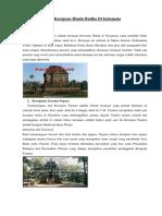 11 Kerajaan Hindu Budha Di Indonesia