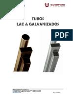 tubos galvanizados