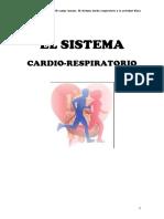 Sistema Cardiorrespiratorio