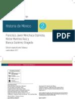 Guía para el Docente - Historia de México 2 [Menchaca]