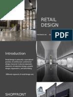 Retail Design. 43