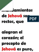 Los mandamientos de Jehová son rectos.docx
