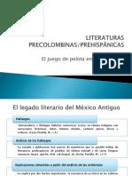 LITERATURA QUECHUA