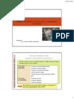 Trat de Aguas Clase 09 Saneamiento Convencional vs Saneamiento Sostenible 24.08.16