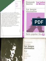 310112125 Los Indios de Mexico Los Hongos Alucinantes Fernando Benitez PDF