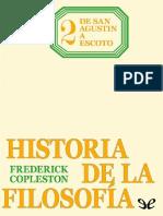 De San Agustín a Escoto